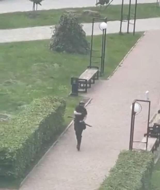 Стрельба в университете: 6 погибших и более 20 раненых