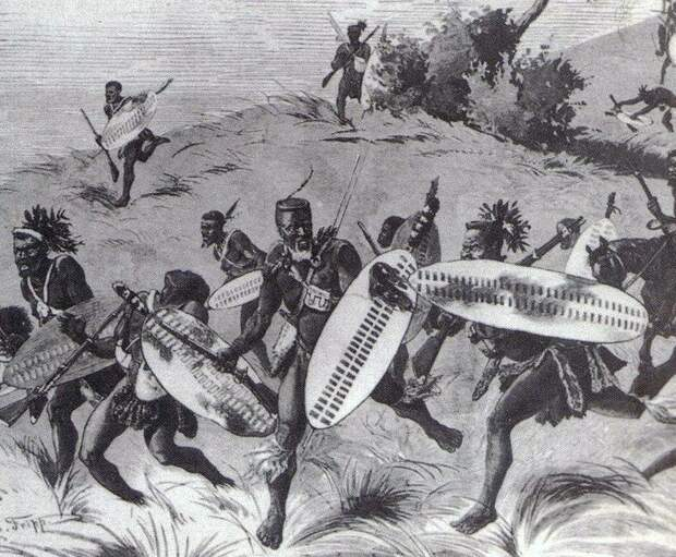 Битва при Изандлване. Как британцы потерпели унизительное поражение от зулусов