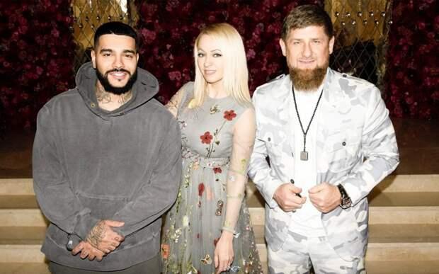 Рудковская рассказала, как из-за дружбы сКадыровым прекратила сотрудничество сбольшим иностранным брендом