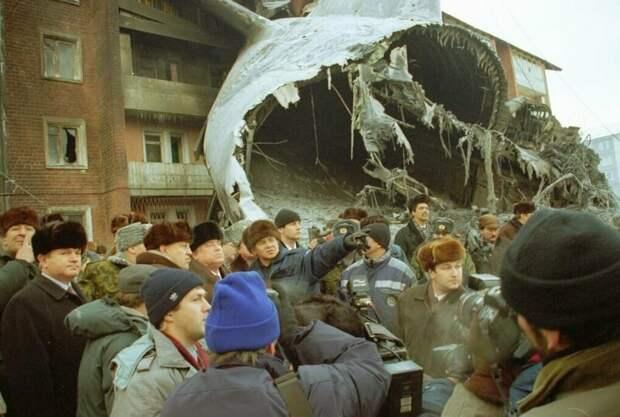 Разруха и разборки: российская провинция в лихие 90‑е
