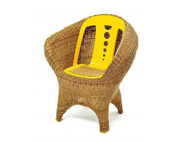 Концептуальная мебель от Фернандо и Умберто Кампана