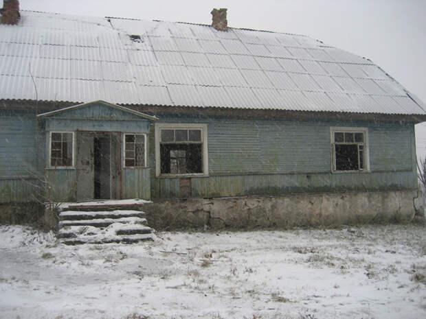 ремонт старого дома внутри