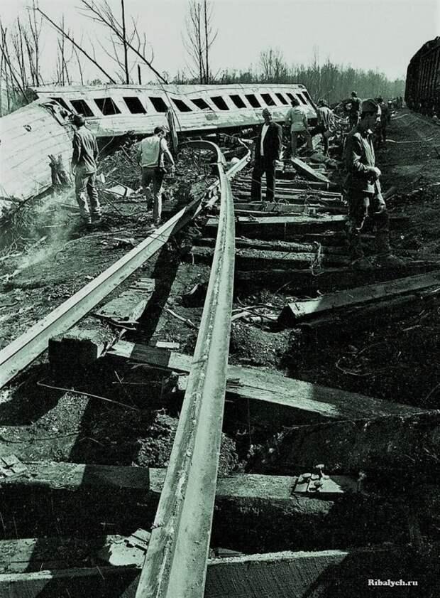 В июне 1989 года - Люди в огне испарялись