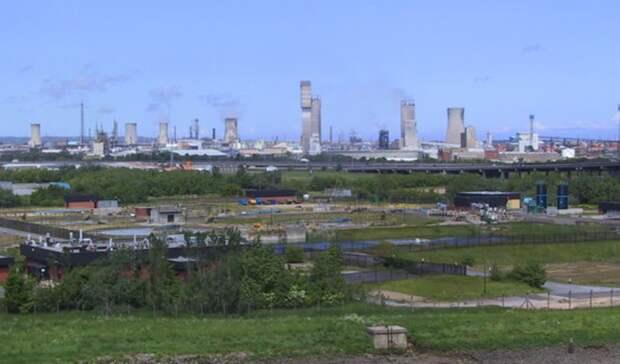 Высокие цены нагаз остановили два завода вВеликобритании