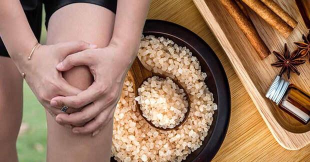 Натуральные средства от остеоартрита, боли в суставах и отёков: 3 рецепта