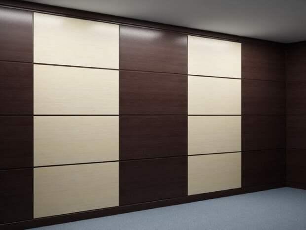 Отделка прихожей панелями: виды, дизайн, цветовые варианты (55 фото)