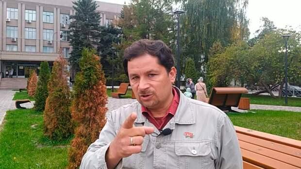 Вопросы Бортякова к первому секретарю ТРО КПРФ Миргалимову о снятии его с выборов в Госсовет Татарстана