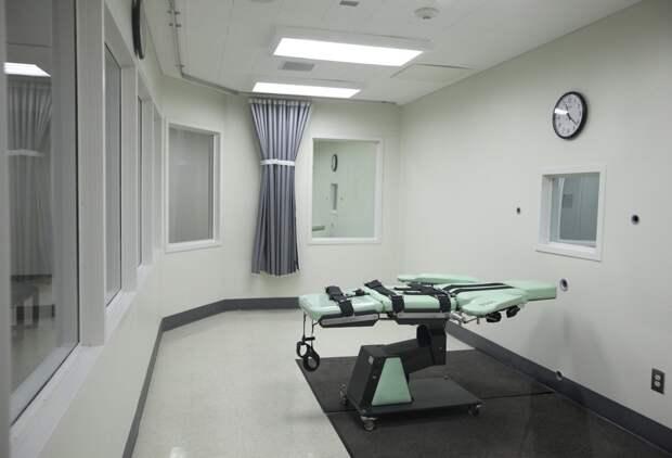 В США казнь состоялась через 26 лет после вынесения приговора
