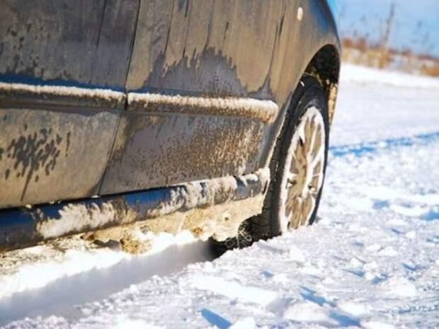Зима она такая. |Фото: yandex.ru.