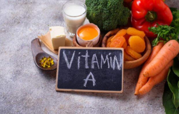 Витамин А и холодная погода помогают эффективнее сжигать жир
