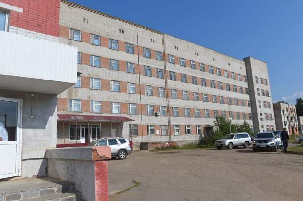 На капитальный ремонт Балезинской межрайонной больницы выделят дополнительные средства