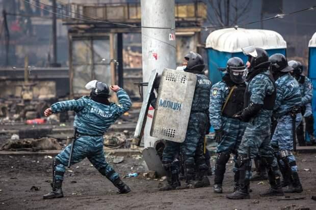Чем погромы в США отличаются от Майдана?