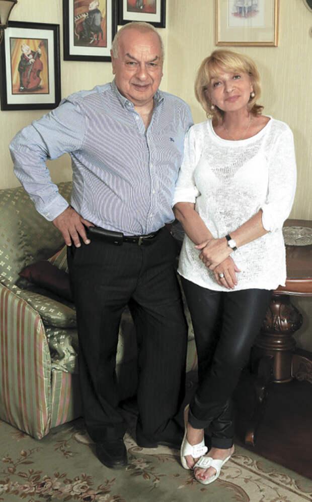Левон и Софья Оганезовы. Как счастливо прожить жизнь, даже если родители против брака