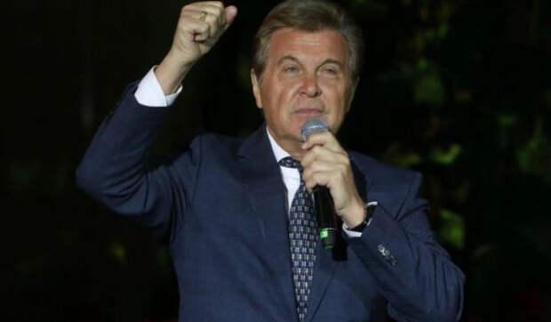 Лев Лещенко назвал причину развода с первой женой