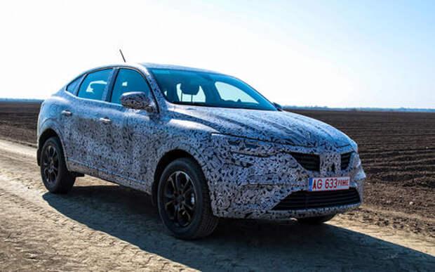 Renault Arkana: самый первый тест-драйв