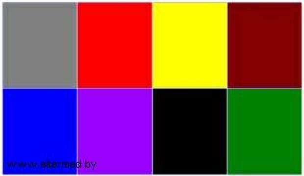 Психология цвета. Тест Люшера (это полезно знать)