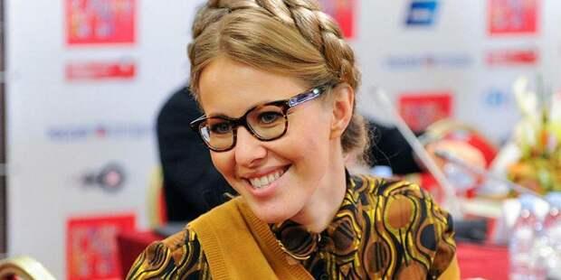 В Крыму высмеяли «киевский шпагат» Ксении Собчак