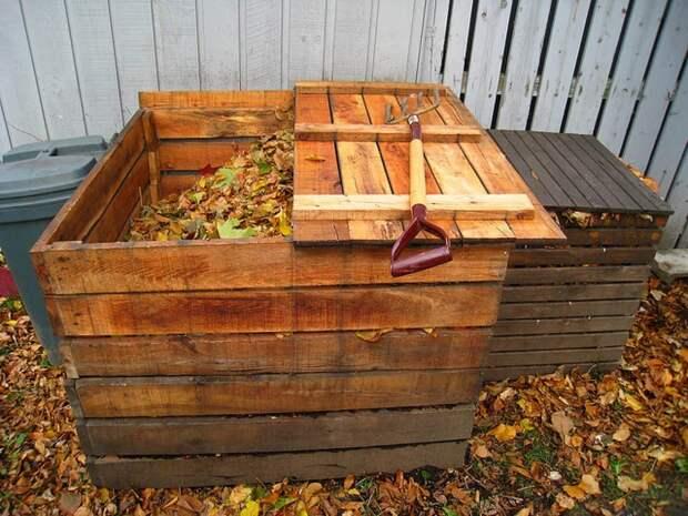 Обязательно ли перелопачивать компост поздней осенью?