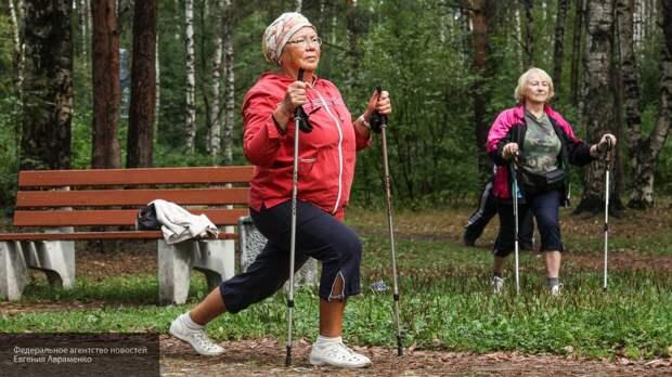 Ученые выяснили, что интенсивная ходьба эффективнее бега