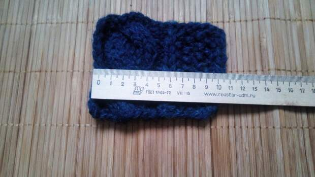 Моя маленькая хитрость: как рассчитать петли перед началом вязания, чтобы не переделывать работу