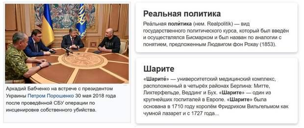 Аспекты бытия в Charité Навального за гранью ФБК