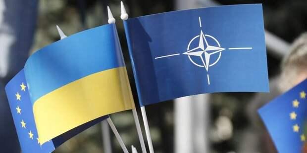 В Киеве заявили о совместной с НАТО подготовке к войне за Крым