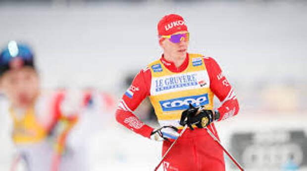 Второе золото за два дня Большунов не выиграл, хотя привез на последний этап почти 5-секундное лидерство - у России бронза