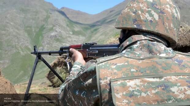 Франция сообщила о возможной дате достижения перемирия в Нагорном Карабахе
