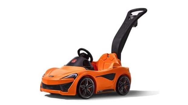 McLaren представил спорткар за 80 долларов