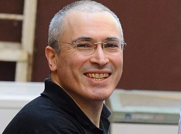 Ходорковский отстегнул десять миллионов евро на перезагрузку оппозиционного «движа» в России