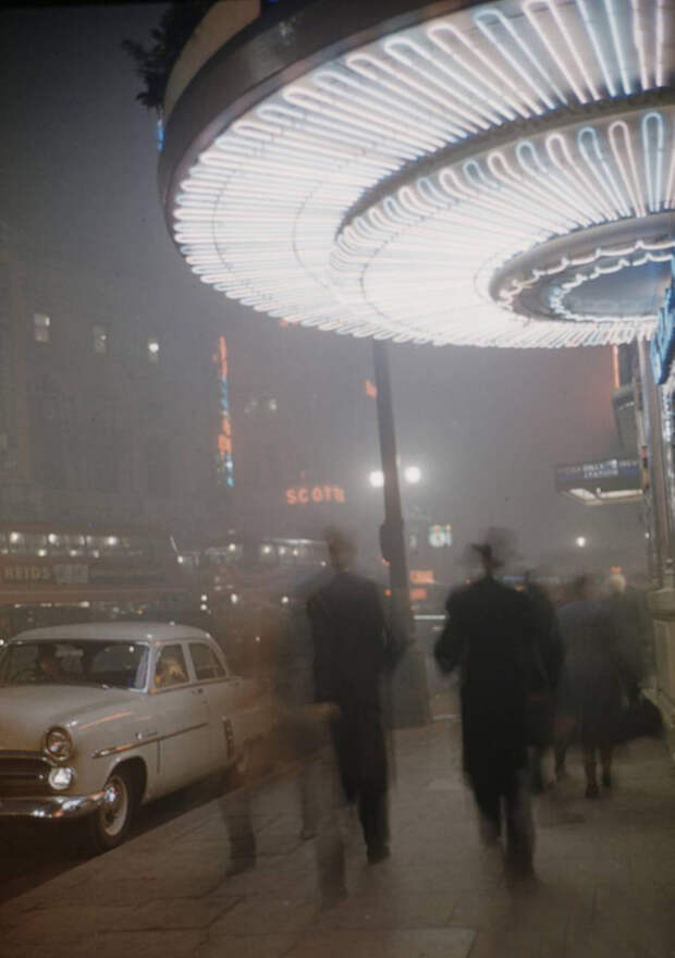 londonskiapokalipsis 8 10 фотографий Великого смога в Лондоне
