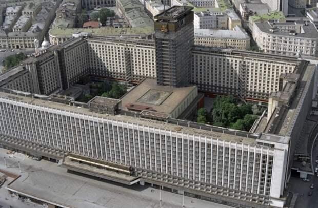 Масштабы гостиницы действительно поражали. /Фото: rbk.ru