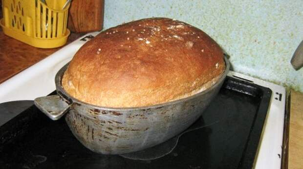 Рецепт ароматного и пышного домашнего хлеба без замеса