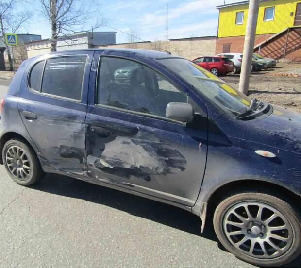 В Ижевске в результате столкновения двух машин пострадал ребенок