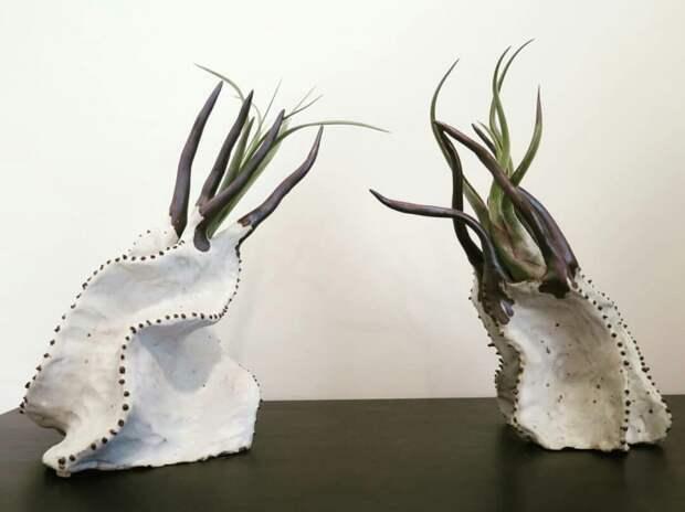 Жутковатая керамика от  Tooth and Snail