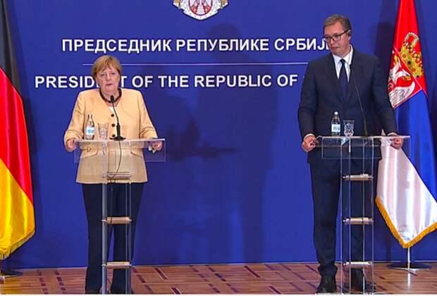 Вучич признал неготовность Сербии вступить в Евросоюз
