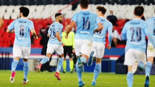 «Манчестер Сити» одержал волевую победу над «ПСЖ» в первом матче полуфинала ЛЧ