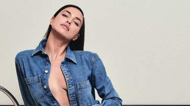 Ирина Шейк в съемке DL1961 показала самые стильные джинсы осени 2021