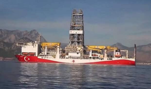 Эрдоган: газ вЧерном море «беспрецедентного качества»