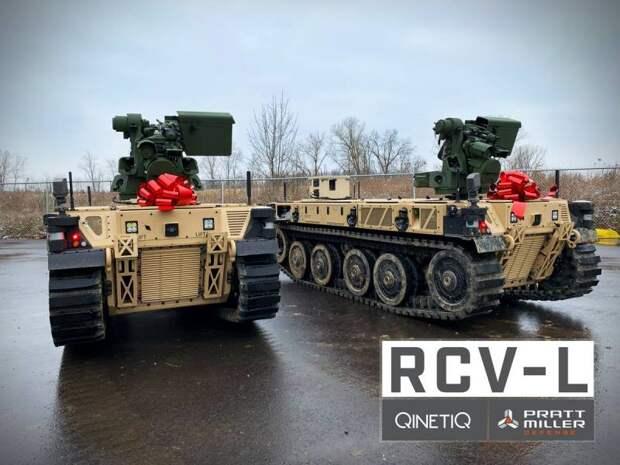 Игры роботов: как Пентагон российскую армию в 2030 году победил