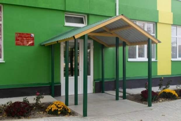 Отремонтированный детский сад в Андреевке примет детей до конца недели