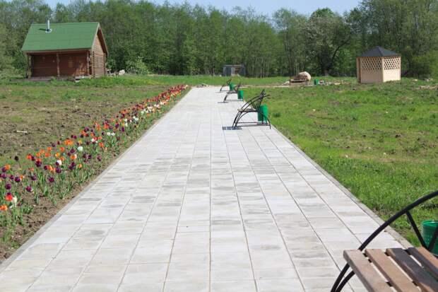 В Лихославльском районе строят этнокомплекс с кемпингом