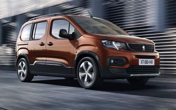 Больше чем Партнер: представлен новый «каблучок» Peugeot Rifter