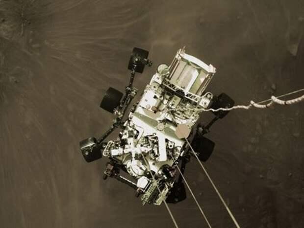 Видео с Марса оказалось подделкой, заявили эксперты