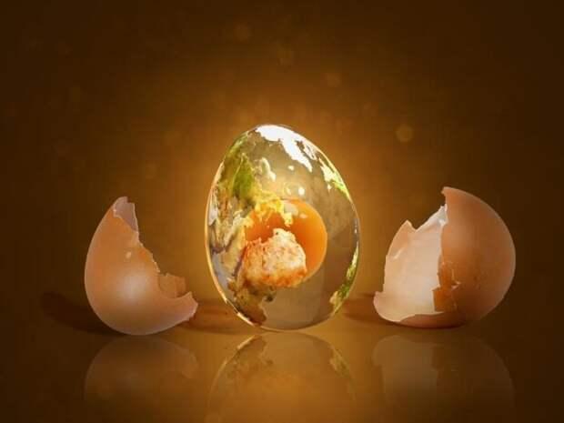 Толкование гадания на яйце и воде