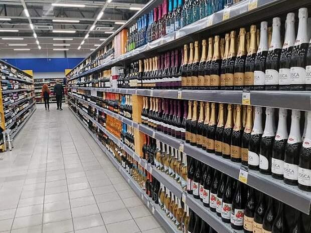 В России задумали ввести минимальную розничную цену на весь алкоголь