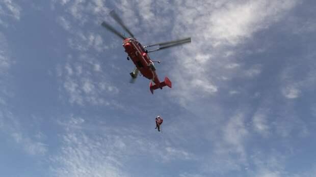 С небес на землю: спасатели МАЦ осваивают новую технику