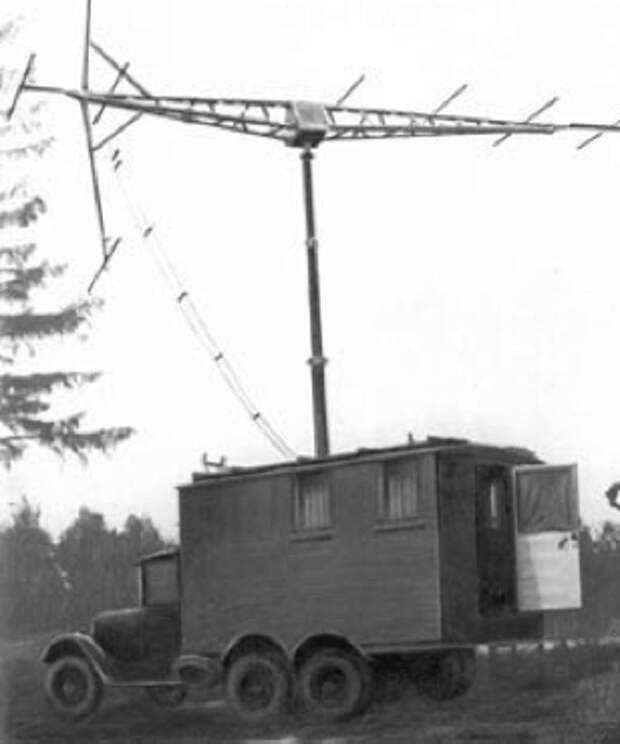 Картинки по запросу радиолокаторов (РУС-2) 1941