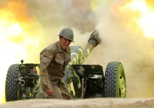 Год назад началась бакинско-турецкая агрессия против Арцаха и Армении