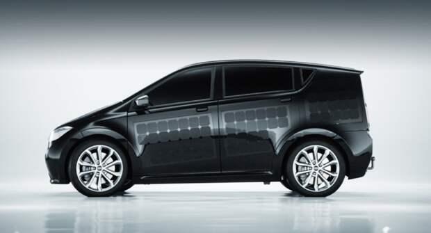 Первый солнечный электромобиль Sono Sion представлен на виртуальной выставке CES